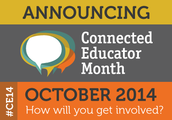 Connected Educator Month is Over.