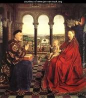 Isms that Influenced Van Eyck