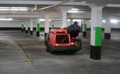Parkade Sweeping
