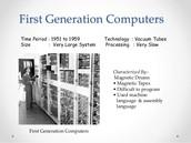 1st Generation