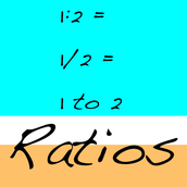 Different Ways to Write Ratios