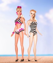 Barbie causes self esteem issues.