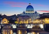 Una vacanza a Roma.