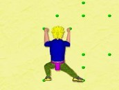 Penjačka online igra - Cyberclimber