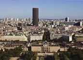 Montparnasse in Paris