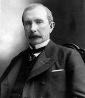 20.  John D. Rockefeller