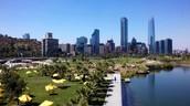 El Parque Bicentenario
