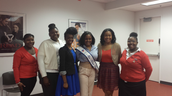 2014 Miss Mademoiselle Debutante Pageant Contestant and Committee