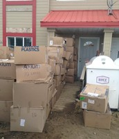 Iqualuit Shipment - boxes have arrived!