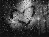 Heart on the Window