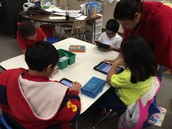 iPads, Stemscopes, and First Grade