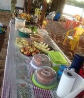 KoçaBóia (Incluso uma refeição e bebidas)