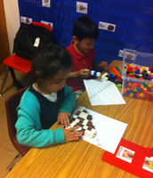 Math Center:  How many in all?