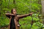 Protagonist: Katniss Everdeen