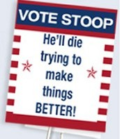 G.T. Stoop for Mayor!