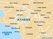 Here is Athens