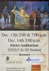 Dec. 13th - Nutcracker Ballet & Atlanta Boys Choir