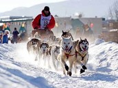 Musher and their team