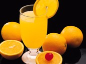 le jus d' orange