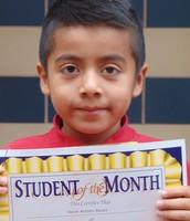 Kevin Antonio Reyes - Second Grade