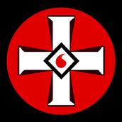 KKK Badge