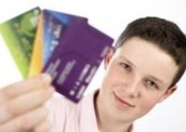Why credit card company's go for teenager  and what methods do they use to atraked young people