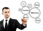 I work as a Marketing Manager!!!