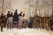 What Caused The Valley Of Forge?