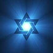 "The Jewish symbol known as the ""Star of David"""