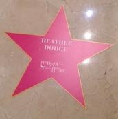 Heather C. Dodge, Star Stylist