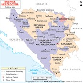 Political Boundaries Map