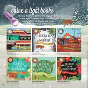 Shine a light books