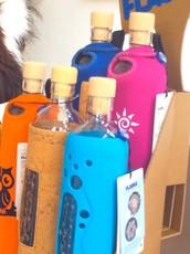 Flaska,  je draagbare Waterbron