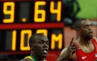 Recordista olímpico em Pequim e em Londres