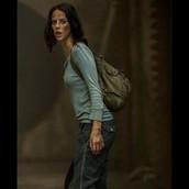 """Kaya Scodelario- Teresa from """"The Maze Runner"""" as Saba"""