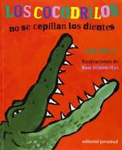 My book is los cocodrillos
