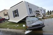 Damage Tornado's Have Done