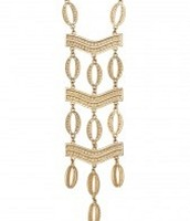 Kimberly Necklace -Gold