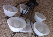 5 Piece Lighting Set For Sale By Owner!