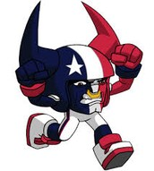 1-------go to a Texans game