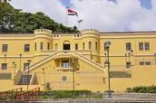 El Museo Nacional De Costa Rica