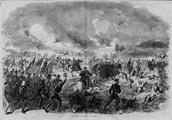 first battle of bull run in Virginia