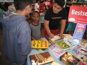 Book Fair buddies