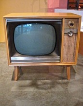The history of the television