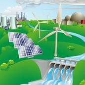 What are other renewable energy sources that we could use in place of nuclear energy?