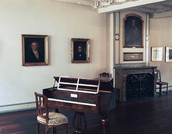 Beethoven's piano in his birthplace!