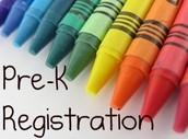 Pre-K Registration - Help us spread the word!