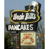 Uncle Bills Pancakes