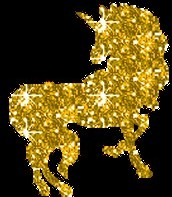 Glitter unicorns!: