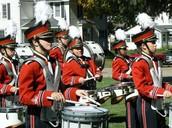 Marching Band Season has begun!